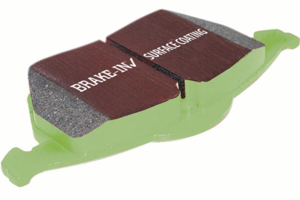 S-Type EBC Premium Greenstuff Rear Brake Pads